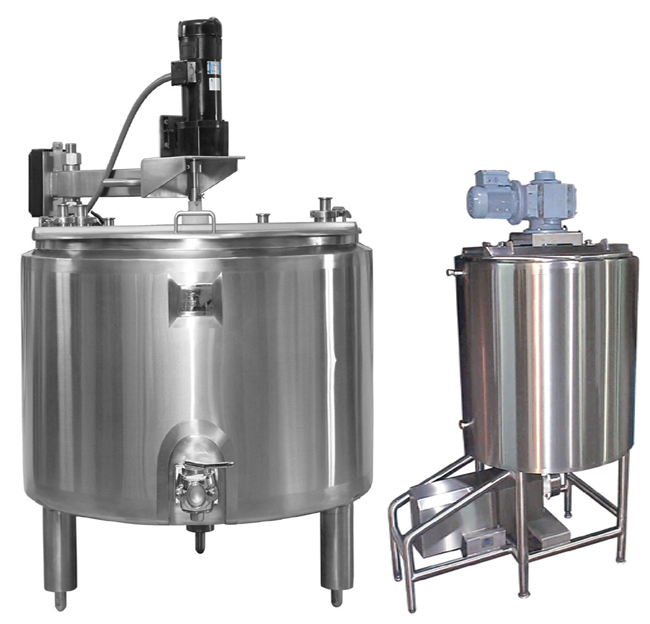 Batch Pasteurizer Machine