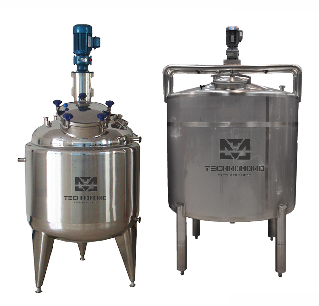Stainless Steel Mixing Tank Suppliers Manufacturers In